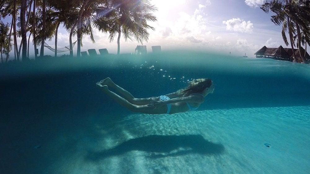 Maldivler Su Altı Dünyası